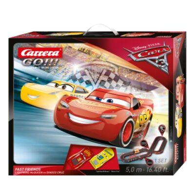 Carrera GO!: Verdák 3 Fast friends autópálya