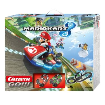 Carrera GO!!!: Nintendo Mario Kart 8 versenypálya