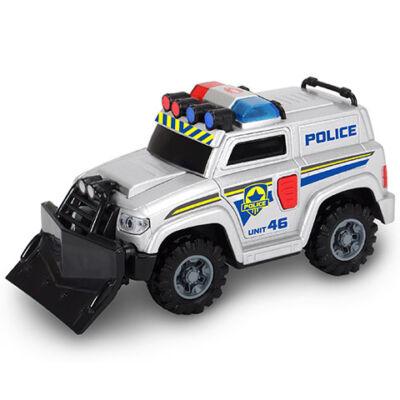 Action Series Mini Police játék autó 15 cm
