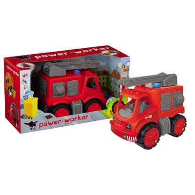 BIG: Óriás tűzoltóautó játék