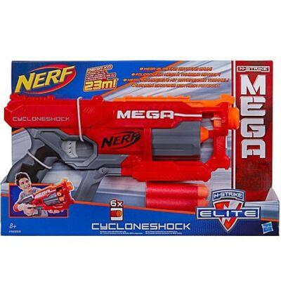 Nerf Nstrike Mega Cycloneshock szivacslövő fegyver