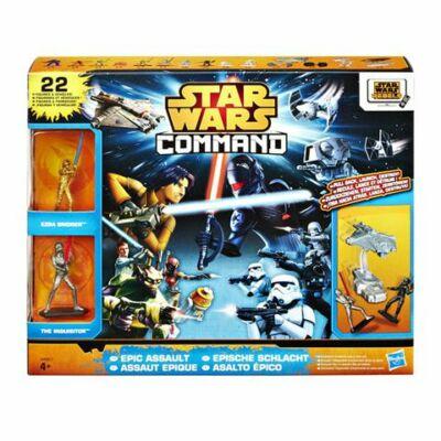 Star Wars Command Epic Assault játékszett