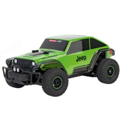 Carrera RC: Jeep Trailcat távirányítós autó 2.4GHz 1/18