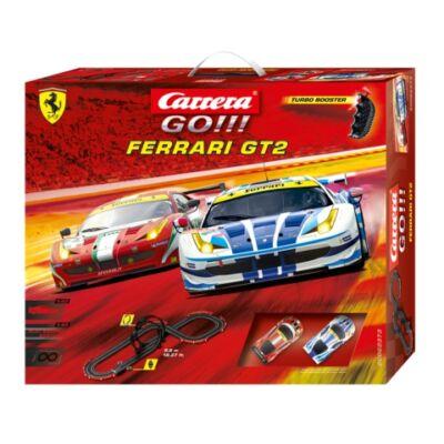 Carrera GO!!!: Ferrari GT2 autópálya