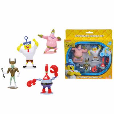 Spongyabob és barátai figurák