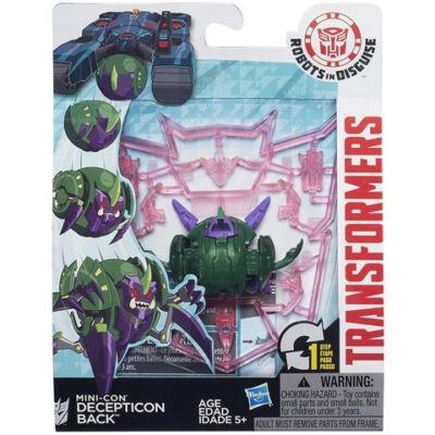 Transformers - Robots in Disguise: Álca Back figura