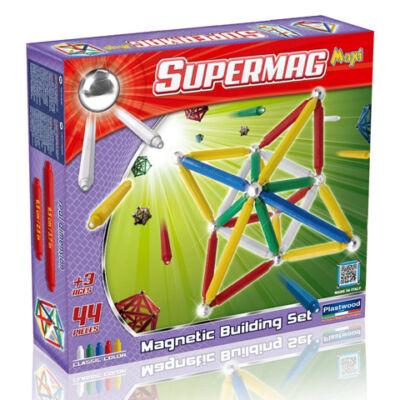 Supermag: Maxi classic 44 db-os mágneses játék