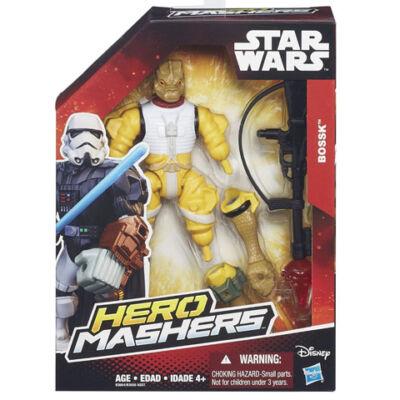 Star Wars Hero Mashers Episode V Bossk játék figura