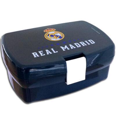 Real Madrid uzsonnás doboz kék