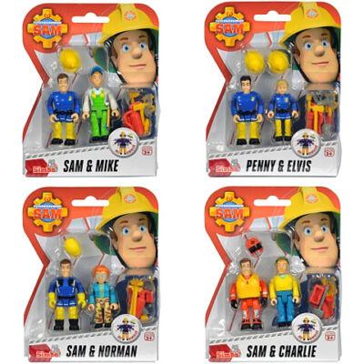 Sam a tűzoltó: 2db-os figura szett