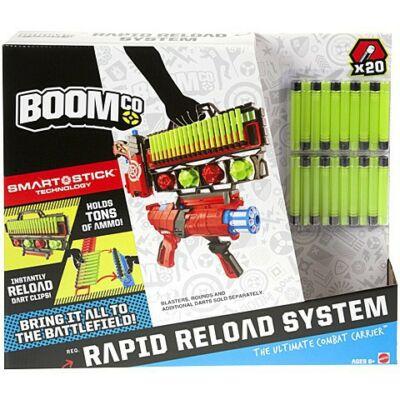 Boom Raoid Reloader lövedéktároló szett