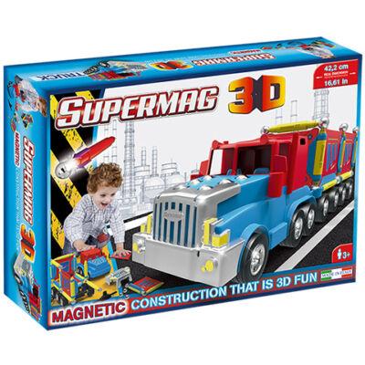 Supermag 3D Kamion mágneses építőjáték