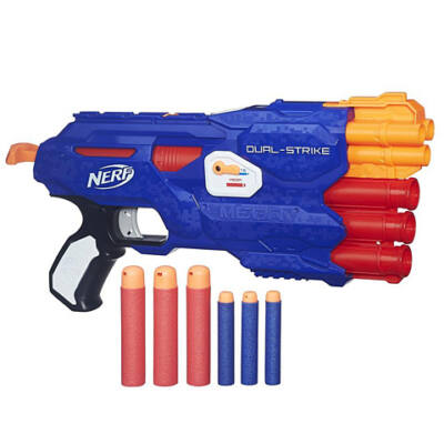 Nerf Dual stike szivacslövő fegyver