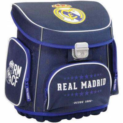 Real Madrid merevfalú ergonomikus iskolatáska, hátizsák