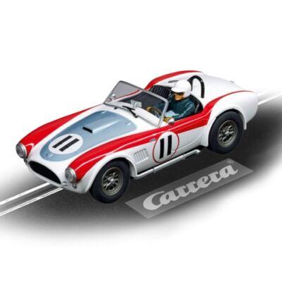 Carrera Evolution: Shelby Cobra 289 No. 11 pályaautó 1/32