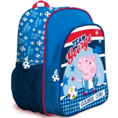 Peppa malac George ovis hátizsák