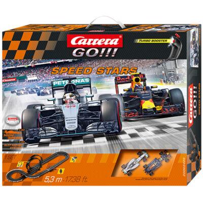 Carrera GO!: Speed Stars versenypálya