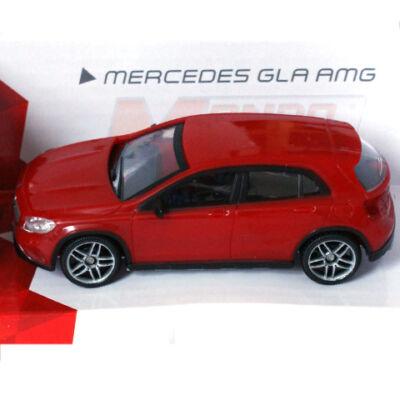 Super Fast Road: Mercedes GLA AMG fém autómodell 1/43