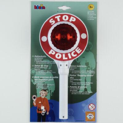 Játék rendőr jelzőlámpa