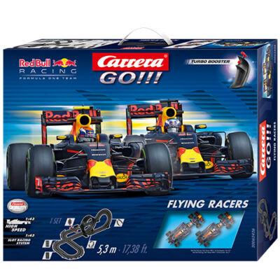 Carrera GO!: Flying Racers versenypálya