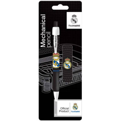 Real Madrid rotring ceruza 0,5mm heggyel