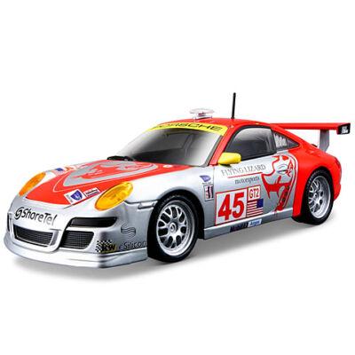 Bburago: Porsche 911 GT3 RSR fém modell autó 1/24
