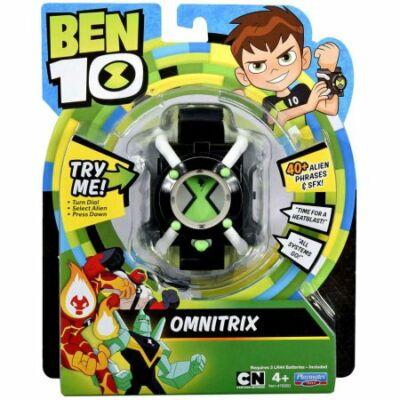Ben10 Omnitrix hangeffektekkel
