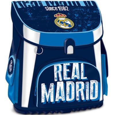Real Madrid kompakt easy mágneszáras iskolatáska, hátizsák