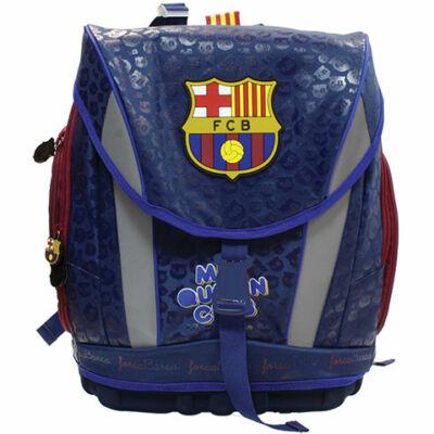 Barcelona kék ergonomikus iskolatáska