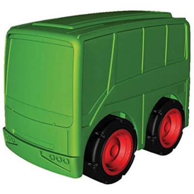 LENA: Mini Roller busz 10 cm
