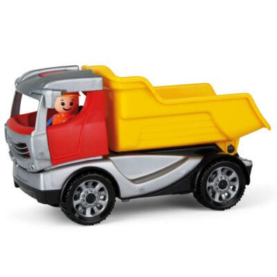 LENA: Truckies dömper figurával 22cm