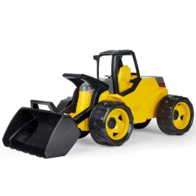 LENA: Óriás földmunkagép fekete/sárga 69 cm
