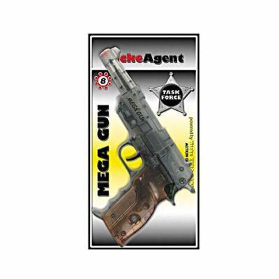 Mega Gun rózsapatronos 8 lövetű pisztoly