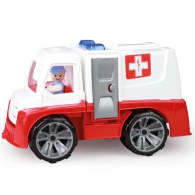 LENA: Truxx mentőautó figurával 29 cm