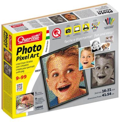 Quercetti: Pixel Photo pötyi 14800 db-os