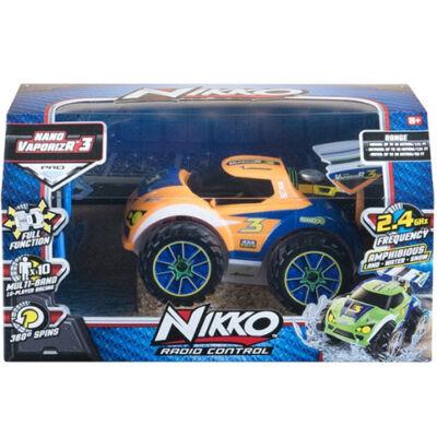 Nikko RC Nano VaporizR 3 narancssárga távirányítós autó