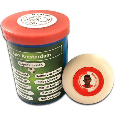 Ajax Amsterdam gombfoci csapat