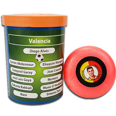 Valencia CF gombfoci csapat