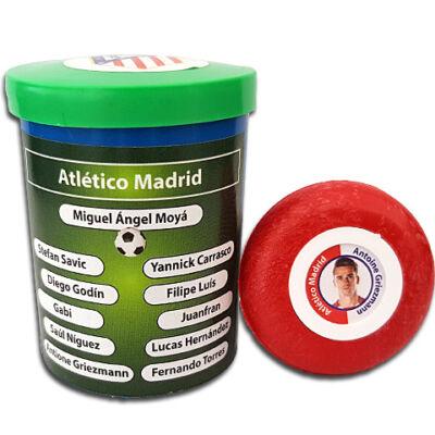 Atletico Madrid gombfoci csapat