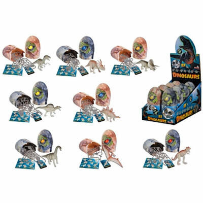 Dinoszurusz játékfigura szett tojásban – Simba Toys
