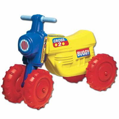 Lábbal hajtós cross motor 4 kerékkel - D-Toys