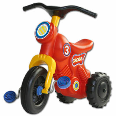 Lábbal hajtós cross motor – D- Toys