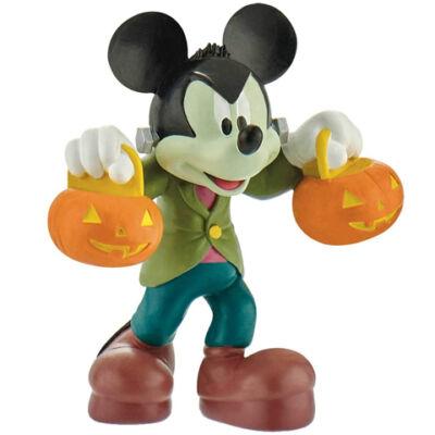 Mickey egér Halloween játékfigura - Bullyland