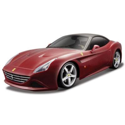 Bburago: Ferrari California T (zárt tetejű) fém autómodell 1/18