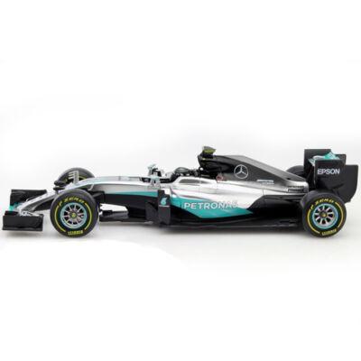 Bburago: F1 Mercedes AMG Petronas W07 Rosberg fém autómodell 1/18