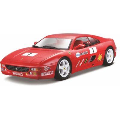 Bburago Ferrari F355 Challenge fém autómodell 1/24