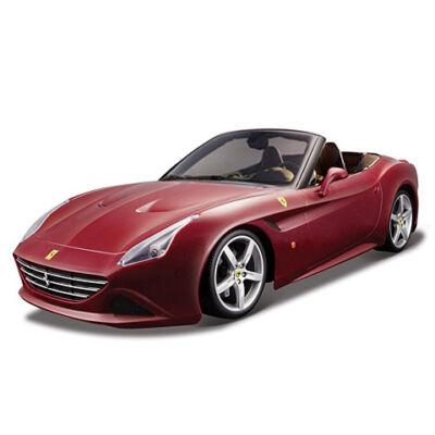 Bburago: Ferrari California T fém autómodell 1/43