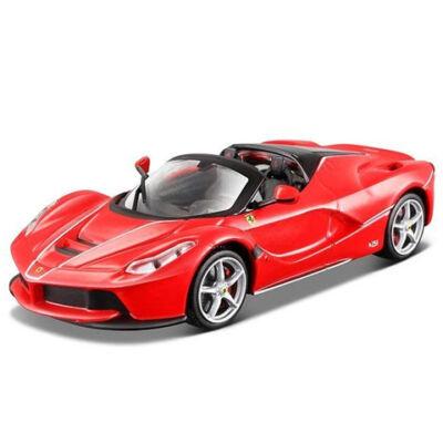 Bburago: Ferrari LaFerrari Aperta kisautó 1/43