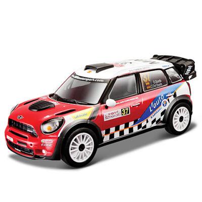 Bburago: Rally Mini WRC (Dani Sordo) fém autó 1/32