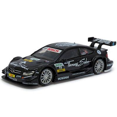 Bburago: Mercedes-Benz AMG C-Coupé (Gary Paffett) fém autó 1/32